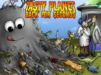 Tasty Planet: Back for Seconds Logo